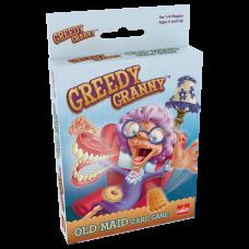 Greedy Granny Old Maid Card Game