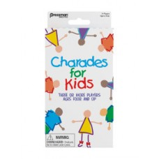 Charades for Kids (Peggable)