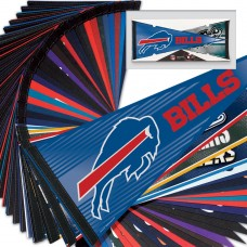 "NFL Dec  Pack, 12""x30"" Carded - 32 Pennants"