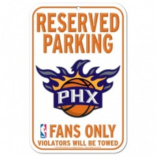 "Reserved Parking Sign, 11"" x 17"""
