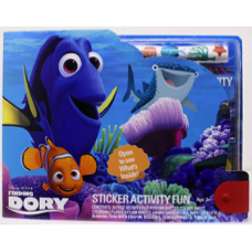 Finding Dory Large Sticker Activity Fun Kit