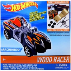 Hot Wheels Wood Racer - Arachnorod
