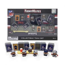 TeenyMates Locker Room Collectible Team Sets - NFL