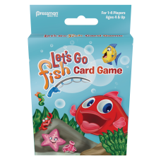 Let's Go Fish Card Game