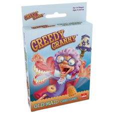 Greedy Granny Old Maid Card Game