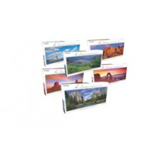 Images of America 504pc Panoramic Puzzle Asst in Box