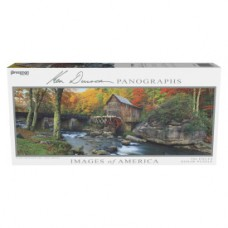 Images of America Puzzles - Glade Creek Grist Mill 504pc