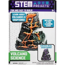 STEM Projects Volcano Science